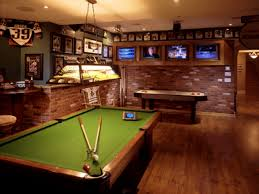 bedroom pleasing multifunctional ideal basement game room ideas