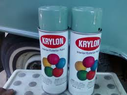 thesamba com body paint view topic krylon close matches to