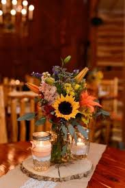 country centerpieces best 25 sunflower wedding centerpieces ideas on country
