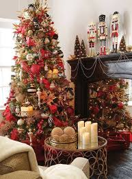 40 pretty rustic tree decorating ideas for home