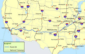 us route 66 arizona map route 66 map route a discover our shared heritage travel itinerary