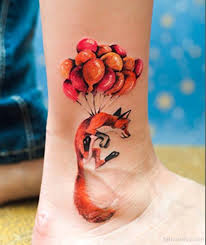 fox tattoos designs pictures page 22