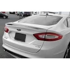 2013 ford fusion spoiler ford fusion 2013 factory style spoiler painted spoiler and wing king