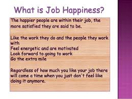 10 tips to be happy at work