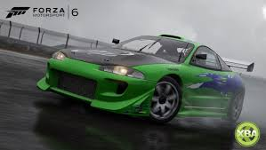 nissan skyline fast and furious 6 forza motorsport 6 u0027s fast u0026 furious car pack out now xbox one