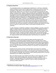 student project business plan competition entry in spring 2004