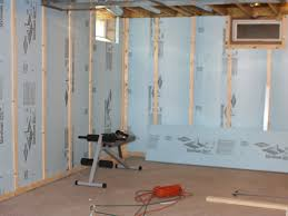 best insulation for concrete basement walls home decorating