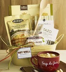 get well soon soup get well soon favorite soup basket 1800baskets