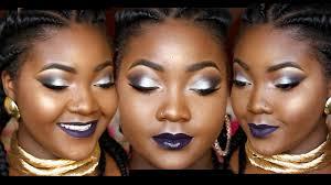 eyeshadow tutorial for brown skin eye makeup for dark skin tutorial the art of beauty