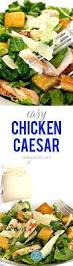 easy chicken caesar salad recipe add a pinch