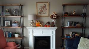 ana white industrial bookshelves diy projects