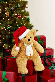 35 best a teddy bear christmas images on pinterest christmas