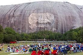 stone mountain laser light show stone mountain wikipedia
