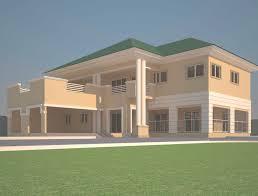ghana house plans nene house plan