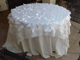 wedding table covers wedding table linens find this pin and more on wedding flowers