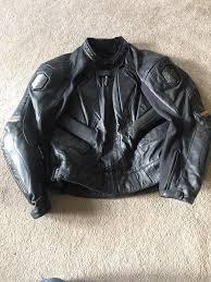 motocross leather jacket wolf kangaroo leather jacket in taverham norfolk gumtree