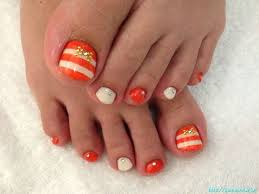 25 best striped toe nails ideas on pinterest fingernail designs