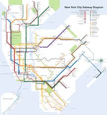 Southampton New York Map by Studio Complutense Subway Maps