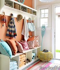 a surfer chic beach house mud rooms mudroom and room