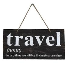 travel definition images Jennygems dictionary definition art collection wood sign travel jpg