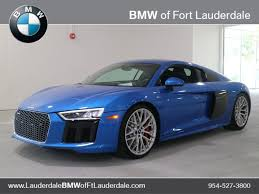 who owns lexus of north miami used 2017 audi r8 5 2 v10 coupe for sale in fort lauderdale fl