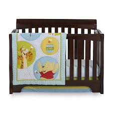 Winnie The Pooh Nursery Bedding Amazon Com 4 Piece Baby Crib Bedding Sets For Girls For Boys