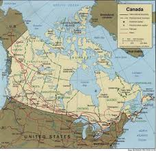 North America Map 1700 by Maps Of Canada Map Library Maps Of The World