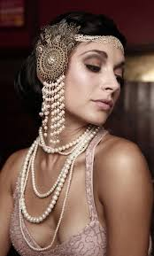 how to make a 1920s hairpiece the cotton club 1920 s flapper headpiece the great gatsby