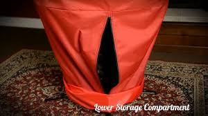 upright tree storage bag