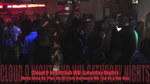 saturdays at cloud 9 nightclub bunker hill west virginia video
