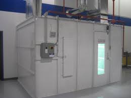 spray paint booth industrial paint booths col met efs