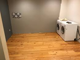 Washing Machine On Laminate Floor The Room Of Requirement Becomes The Media Room At Last Part One