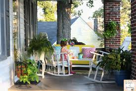 Summer Porch Decor by Front Porch Design Ideas Pictures Awesome Home Design