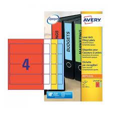 filing labels l7171a 20 avery