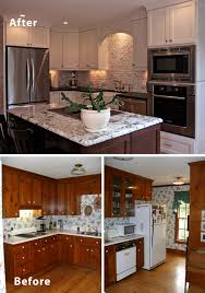Small Kitchen Remodel Featuring Slate by Remodel Very Small Kitchen Small Kitchen Remodel Featuring Slate