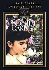 the secret garden dvd 2002 hallmark of fame gold crown 1987