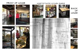 noisette pastry kitchen layout public use of private space