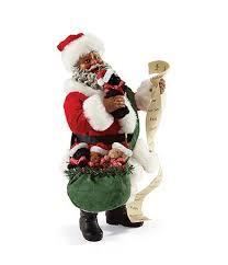 Dillards Christmas Decorations Available At Dillards Com Dillards Black Santa Claus