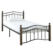 Platform Metal Bed Frame Mattress Foundation Metal Bed Frame Lucid Foldable Platform And Mattress