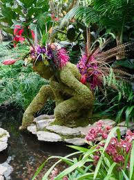 Bunny Topiary Frame 20 Topiary Garden Ideas To Decorate In Style Topiary Gardens And