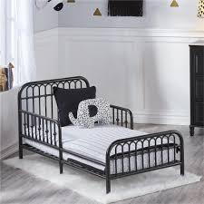 Metal Frame Toddler Bed White Metal Toddler Bed Frame White Bed