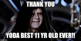 Yu So Meme Generator - star wars emperor meme generator imgflip