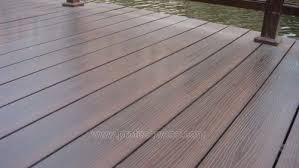 decking lumber alternatives to pressure treated wood
