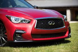 lexus gx470 vs infiniti qx56 2018 infiniti q50 red sport 400 first drive review