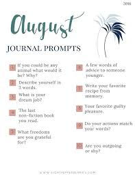 if you could be any animal journal prompts no 12 prompts journal and journaling
