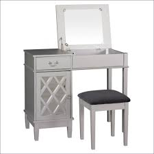 Contemporary Vanity Table Table Appealing Makeup Vanity Modern Table With Mirror And Bench