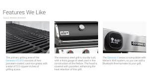 Backyard Grills Reviews by The Best Gas Grills Of 2017 Top Ten Reviews