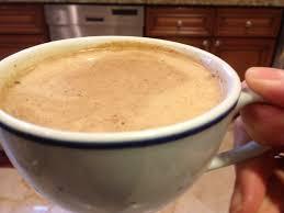 pumpkin spice coffee creamer girlfriends coffee hour