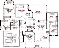 Floor Plan Of 4 Bedroom House 476 Best House Plans Images On Pinterest House Floor Plans