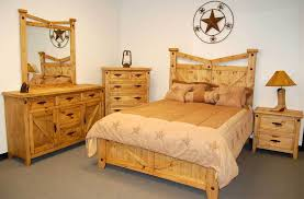 Unfinished Pine Bedroom Furniture by Set Up Rustic Bedroom Furniture Furniture Ideas And Decors